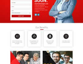 #17 for Design eines Website-Modells by saidesigner87