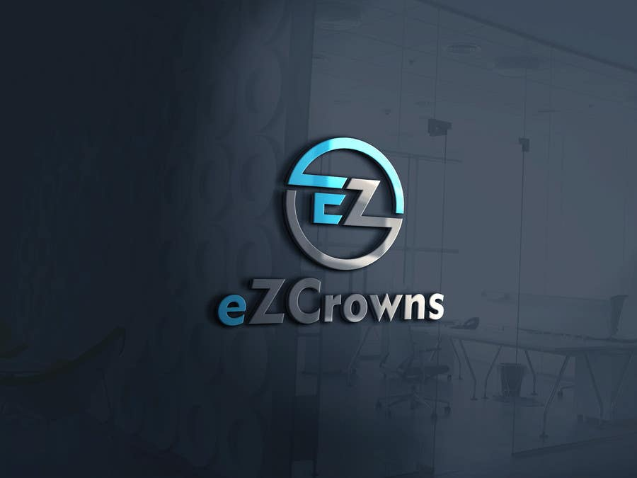 Kilpailutyö #                                        88                                      kilpailussa                                         eZCrown Logo