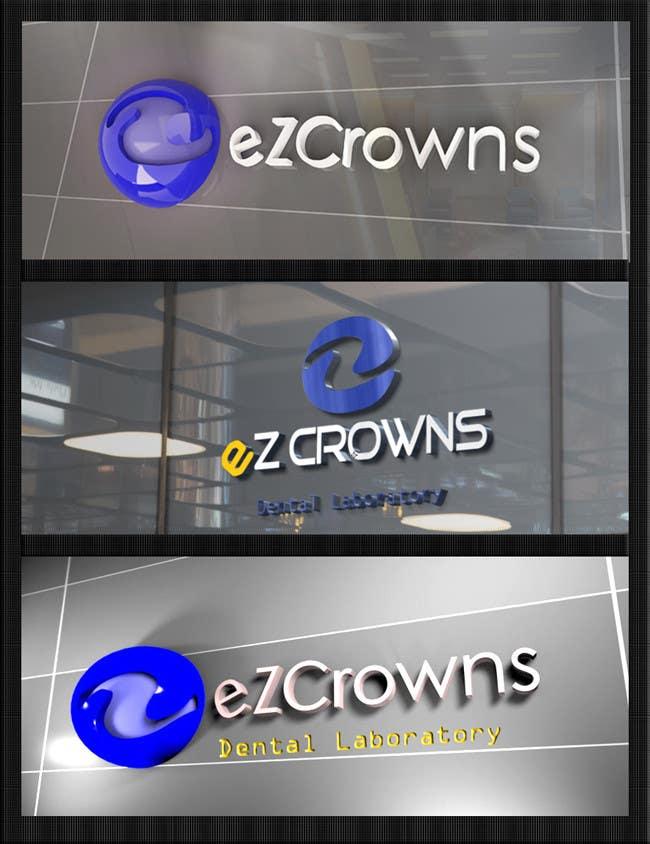 Kilpailutyö #                                        61                                      kilpailussa                                         eZCrown Logo