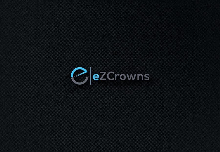 Kilpailutyö #                                        1                                      kilpailussa                                         eZCrown Logo