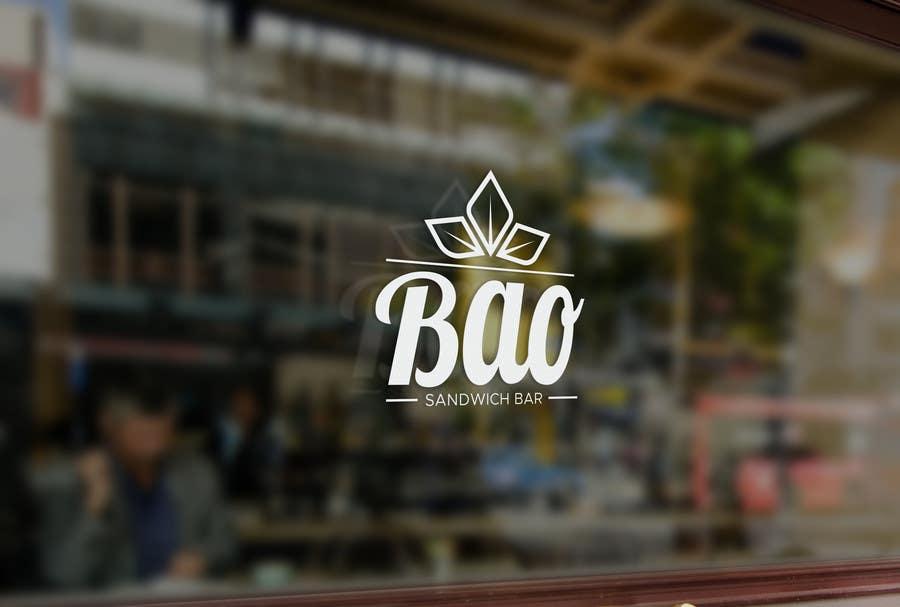 Proposition n°165 du concours Bao Sandwich Bar - Design a Logo