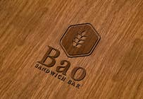 Proposition n° 284 du concours Graphic Design pour Bao Sandwich Bar - Design a Logo