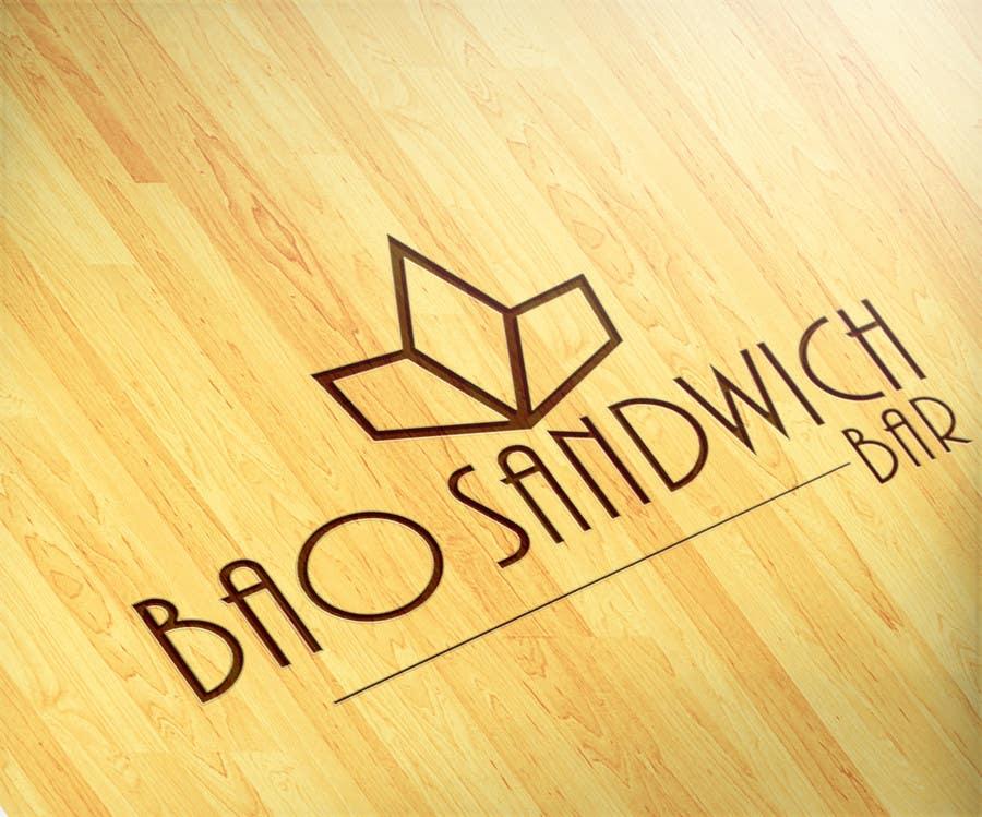 Proposition n°94 du concours Bao Sandwich Bar - Design a Logo