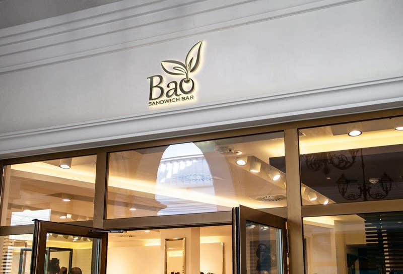 Proposition n°313 du concours Bao Sandwich Bar - Design a Logo