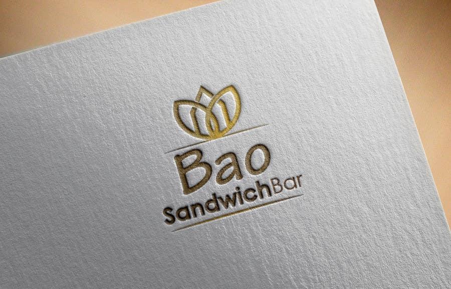 Proposition n°207 du concours Bao Sandwich Bar - Design a Logo