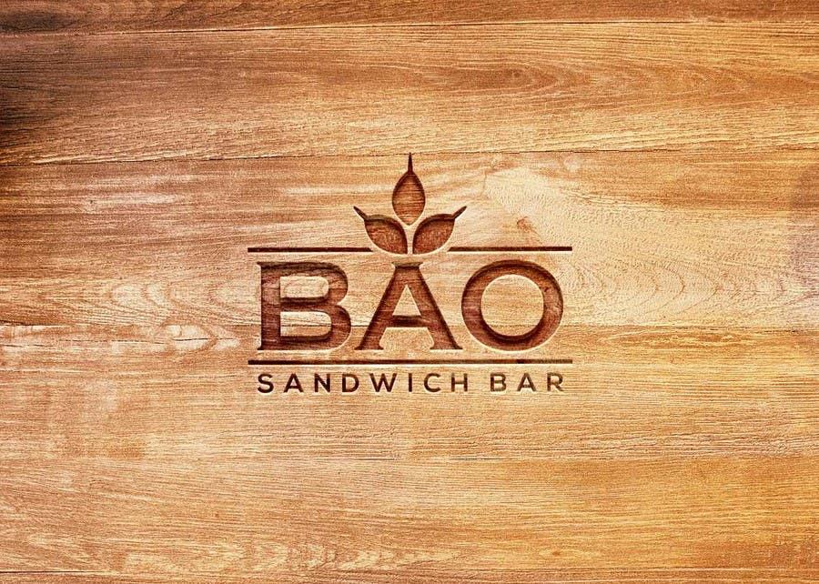 Proposition n°186 du concours Bao Sandwich Bar - Design a Logo
