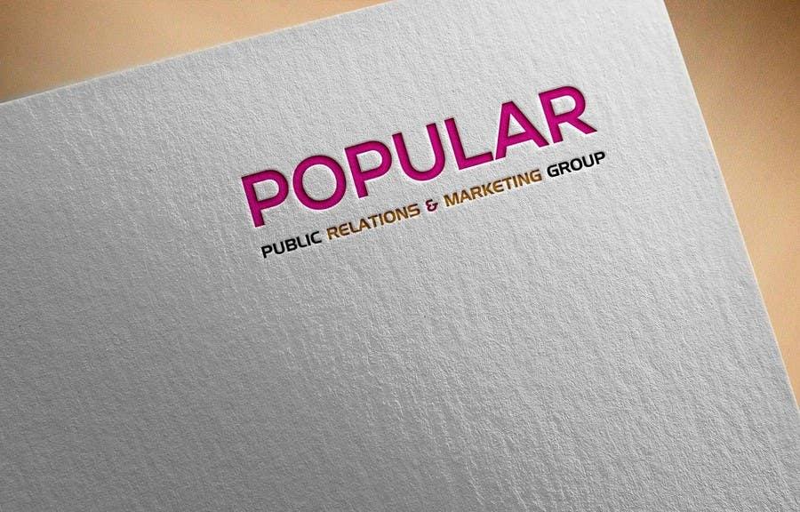 Proposition n°66 du concours Design a Logo