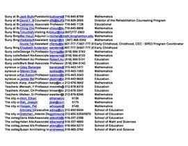 #21 para Data Gathering de amirahabashy75