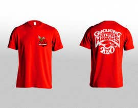 nº 24 pour Design a t-shirt for my High School par Foishalbadsha