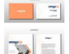 nº 124 pour Develop a corporate identity for omegaup.org (paper & digital) par nibfreelancer