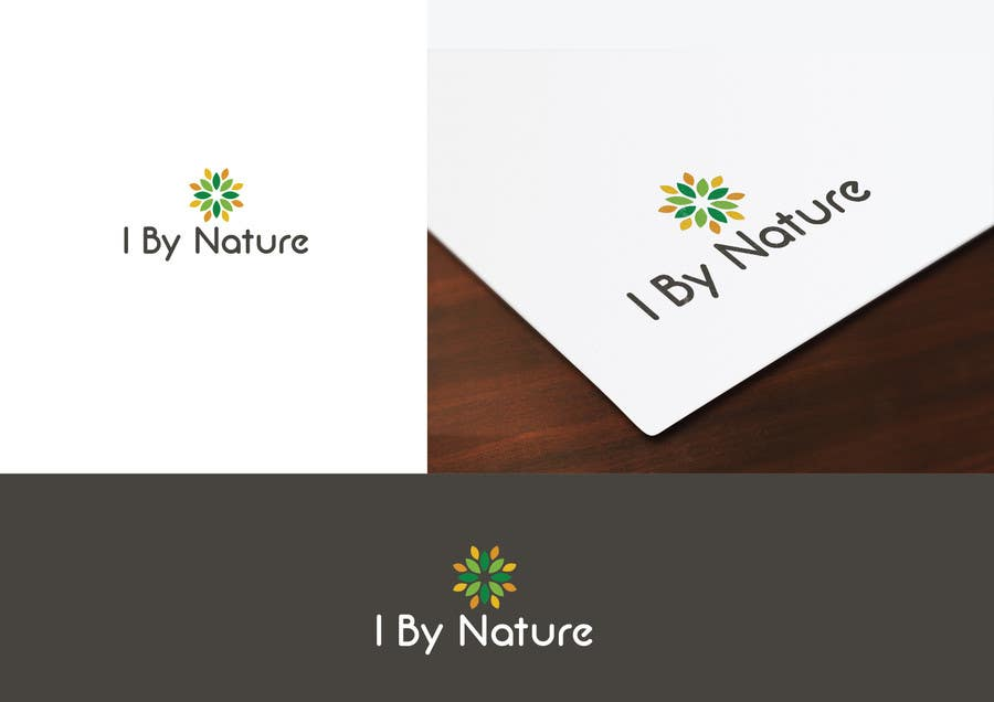 Proposition n°60 du concours I need to design logo for natural organic cosmetic products