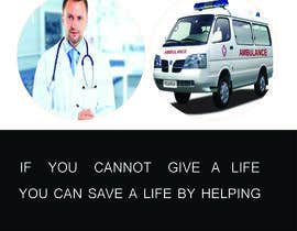 #11 for Ambulance Poster Designing by sonya5402