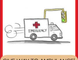 #29 for Ambulance Poster Designing by shahin7591