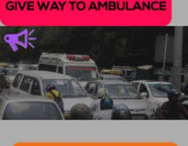 #34 for Ambulance Poster Designing by shahin7591