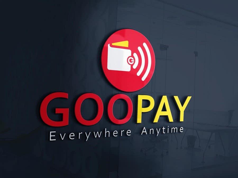 Proposition n°110 du concours Design a Logo : GoPay