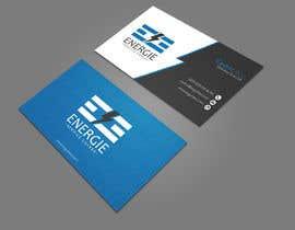 nº 93 pour business card ESG par Roylin