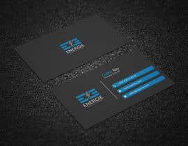 nº 39 pour business card ESG par Neamotullah
