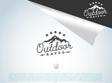#45 for Design a Logo for Outdoor Gear Blog by mariusadrianrusu
