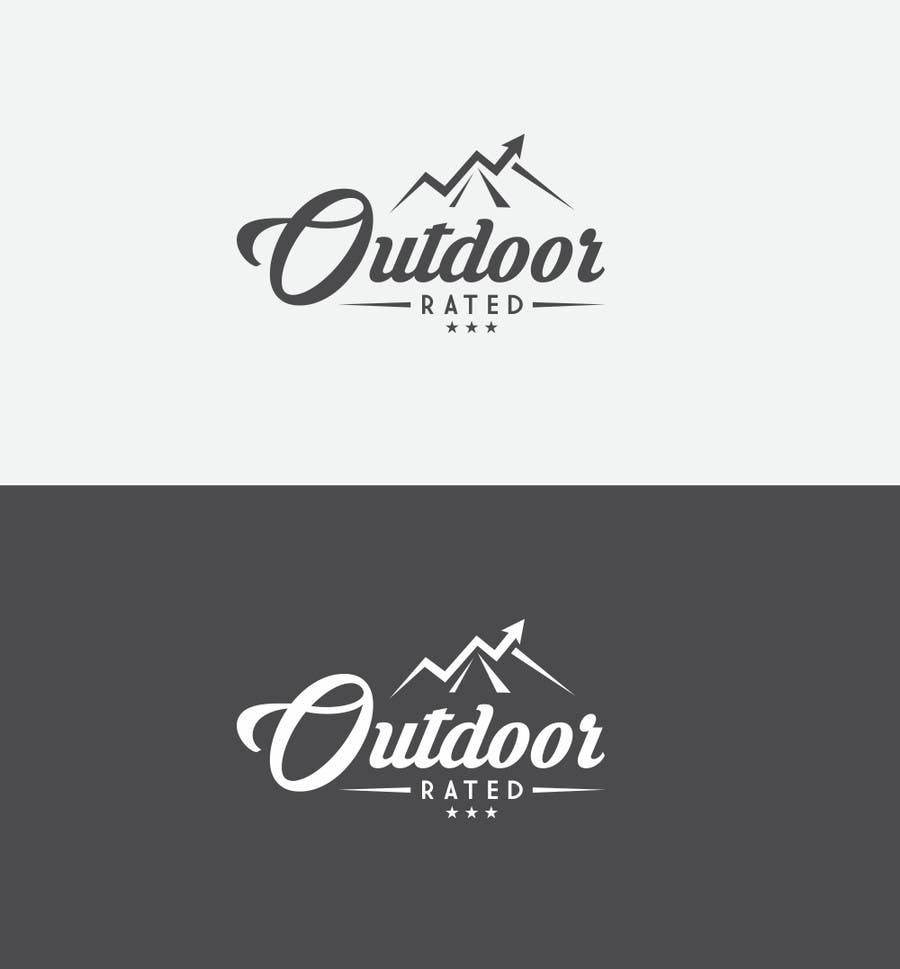 Proposition n°56 du concours Design a Logo for Outdoor Gear Blog