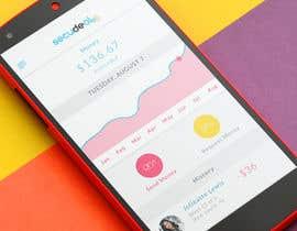 #29 para Design an App Mockup 1 Screen only de sarkarshaheb