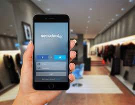 #27 para Design an App Mockup 1 Screen only de brandspixel