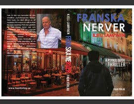 nº 16 pour Book cover of a thriller par zalgallar