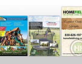 #8 para Graphic Design - Outdoor Signage & Flyer de ridwantjandra