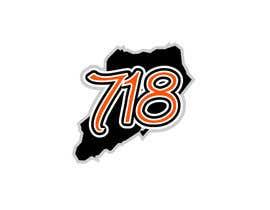 """nº 29 pour Design a cool Logo  for """"718"""" par jaywdesign"""