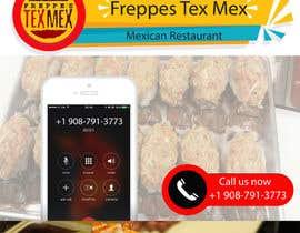 #27 for Facebook landing page for Mexican Restaurant by Sajalmojumder