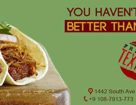 #29 for Facebook landing page for Mexican Restaurant by RubenA1ejandro