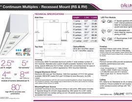 Nro 7 kilpailuun 4 page infograph käyttäjältä alfianrismawan