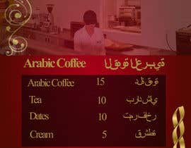 #25 untuk Design a Flyer and menue for a coffee shop oleh BengalDesign