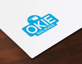 nº 232 pour OKIE BAIL BONDS Logo Concept Design Contest par nafisjany