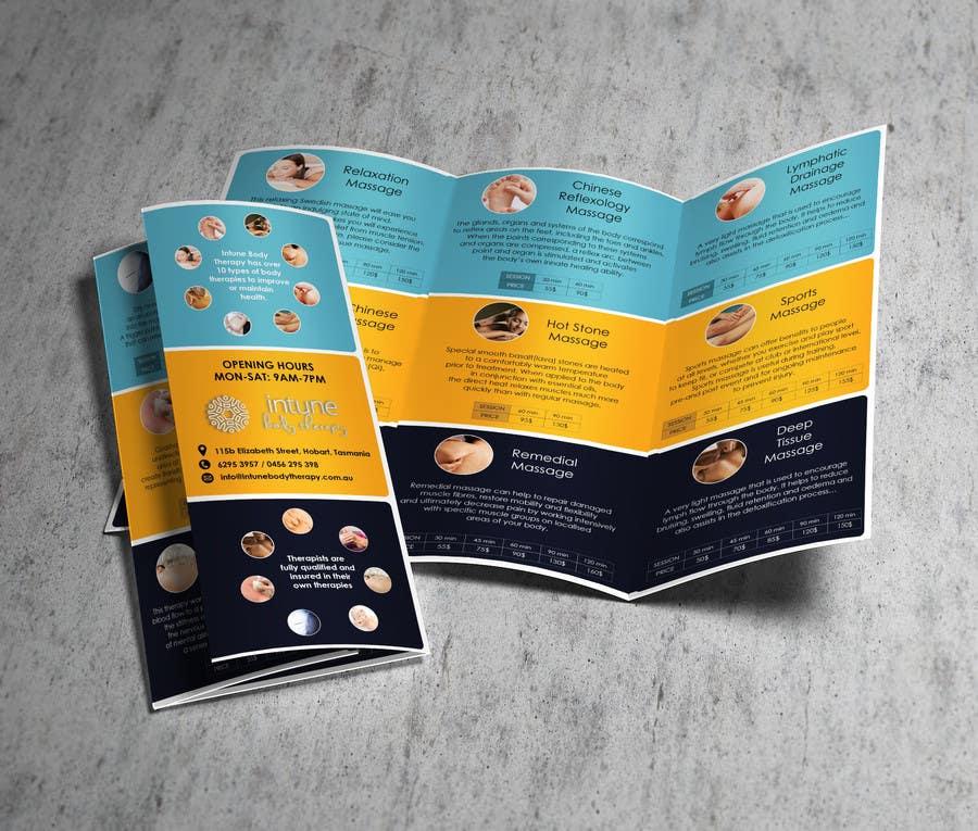 Entry #7 by vw6726654vw for Design a Trifold Brochure   Freelancer