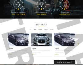 #10 para Redesign My homepage - I need something modern and standout de sunil8986