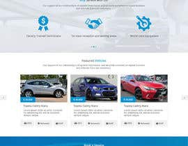 nº 14 pour Redesign My homepage - I need something modern and standout par Batto14