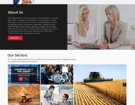 Nro 14 kilpailuun Design a Website Mock käyttäjältä bellalbellal25