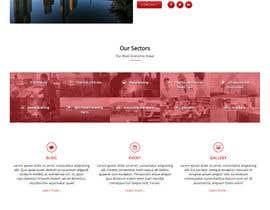 Nro 10 kilpailuun Design a Website Mock käyttäjältä antlogist