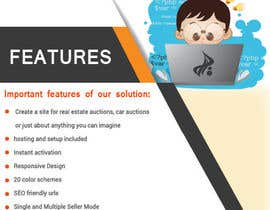 Nro 3 kilpailuun Create 2 infographics for www.easy.auction käyttäjältä SKonas