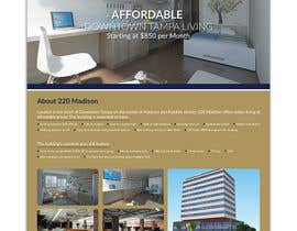 nº 89 pour Create Marketing Flyer to for Future Apartment Complex par bivash7