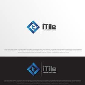 #104 for Design a logo for iTile Tiling Services by sonu2401