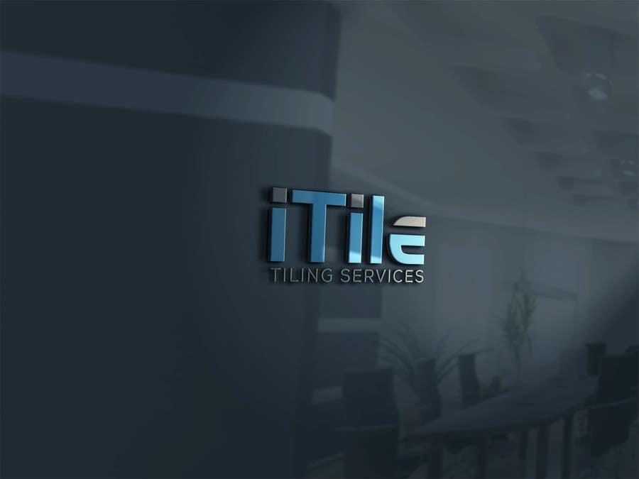 Proposition n°215 du concours Design a logo for iTile Tiling Services