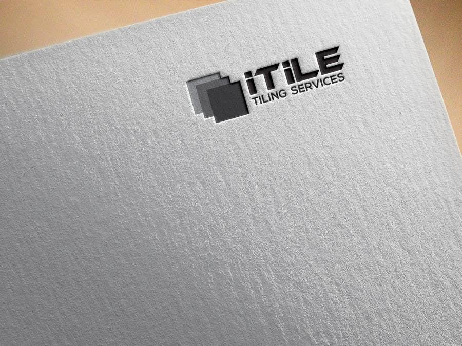 Proposition n°84 du concours Design a logo for iTile Tiling Services