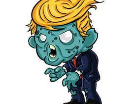 #13 for Make A Cartoon Zombie Version Of Popular Celebs by E1matheus