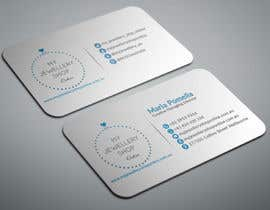 #224 for Refresh our business cards by Sagor7777