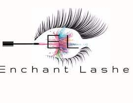 #28 for Enchant Lashes Need A Logo Design by lourens7