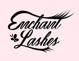 #43 for Enchant Lashes Need A Logo Design by HimanshuMundepi