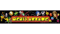 Proposition n° 12 du concours Graphic Design pour WOW! 80's Banner Graphic for physical Arcade game Console!