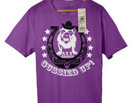 #84 for Dog T-shirt/ bandana design with western flair by sottosen