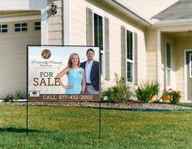 #47 for I need some Graphic Design- Real Estate Sign by TDuongVn